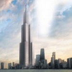 Sky City world's tallest tower will be built in 90 days...