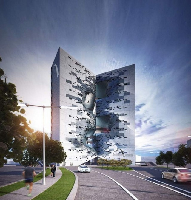Student Dormitory by P-A-T-T-E-R-N-S