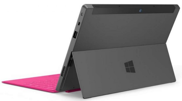 Surface tablet by Microsoft (3)