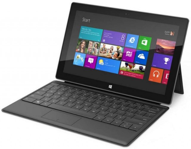 Surface tablet by Microsoft (2)
