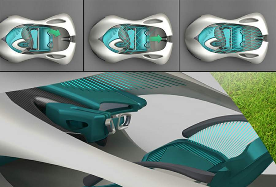 Taihoo 2046 Concept Car Wordlesstech