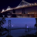 The Bay Lights of San Francisco (video)