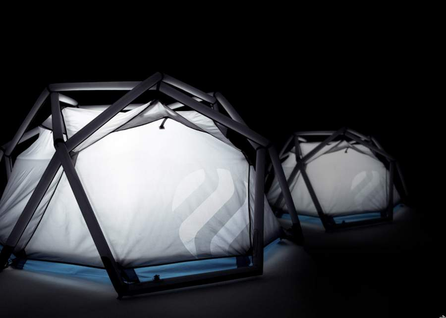 The Cave dome tent by Heimplanet (6)