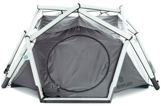 The Cave dome tent by Heimplanet (5)