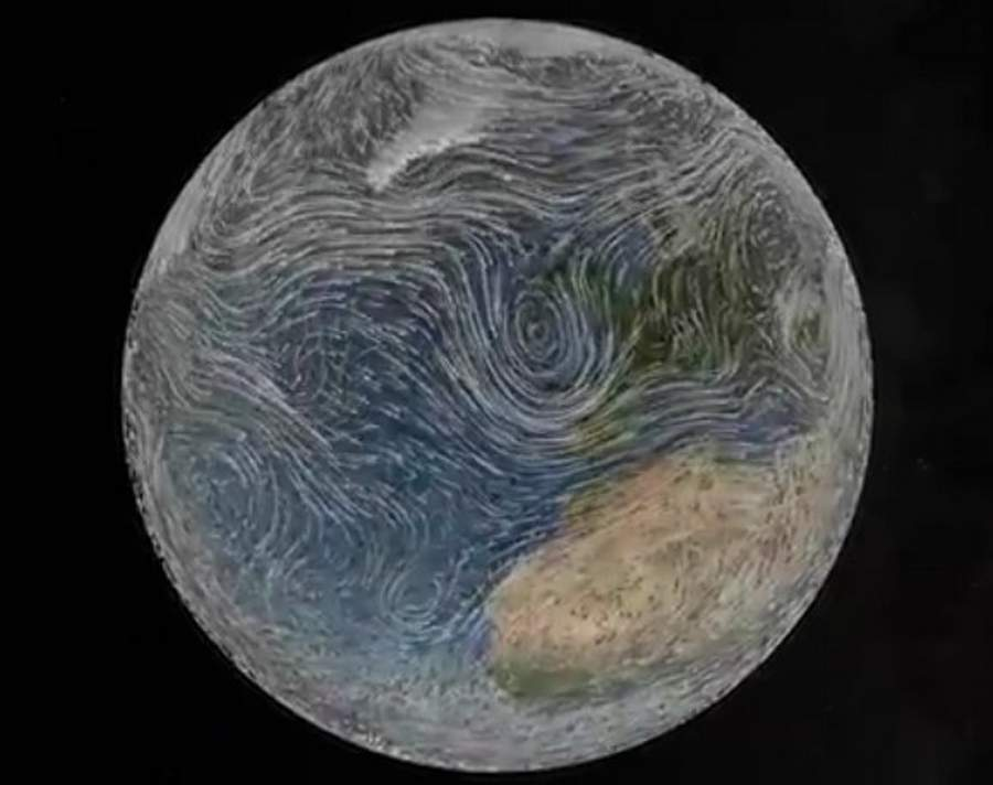 The brilliant Power of Earths Magnetosphere
