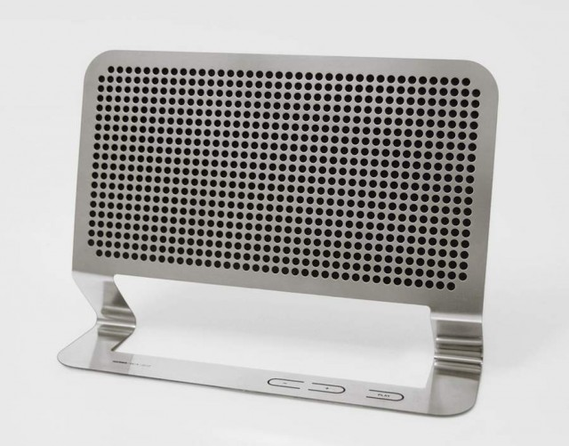 Thin Boombox by Hannes Harms