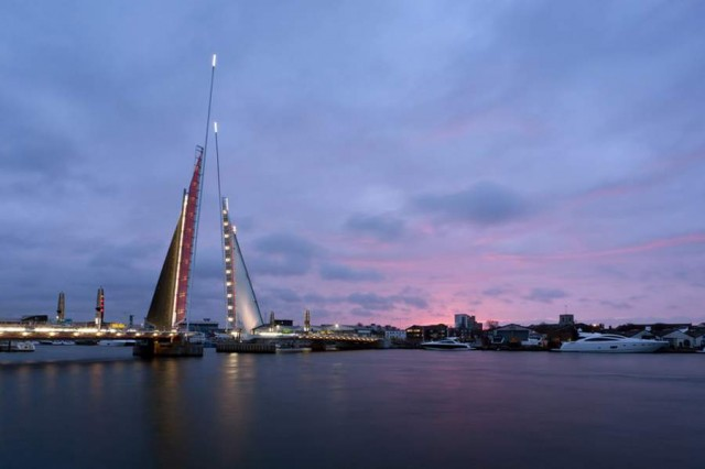 Twin Sails Bridge by Speirs - Major and Wilkinson Eyre (5)