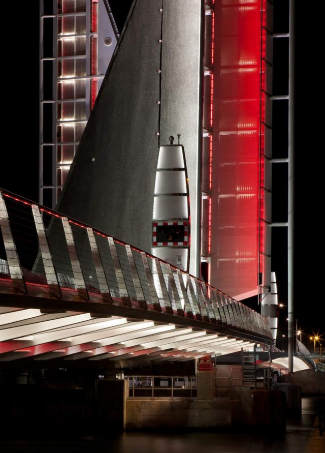 Twin Sails Bridge by Speirs - Major and Wilkinson Eyre (1)