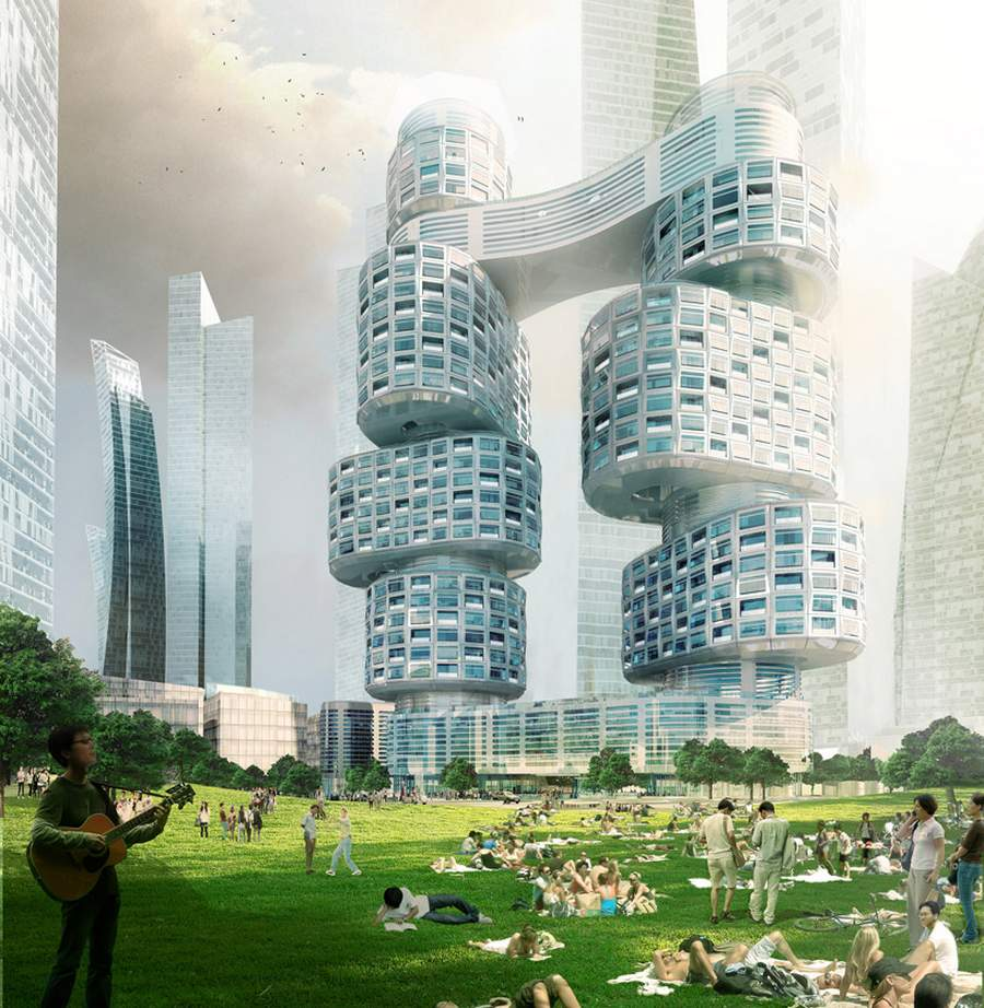 Velo Towers by Asymptote Architecture (9)