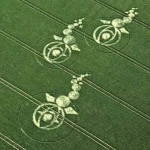 Venus Transit Crop Circle (video)