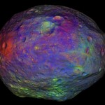 Vesta's Technicolor surface (video)
