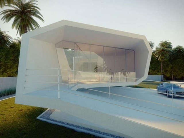 Wave House by Gunes Peksen (10)