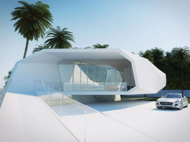 Wave House by Gunes Peksen