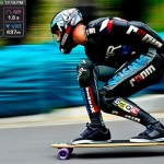 World Record Downhill Skateboard Run