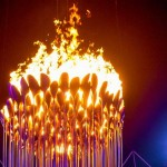 2012 London Olympics Cauldron by Thomas Heatherwick (vi...