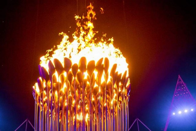 2012 London Olympics Cauldron by Thomas Heatherwick (5)