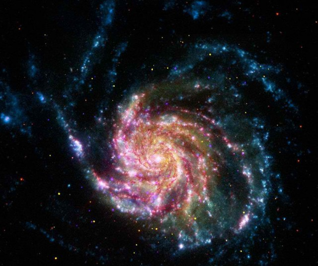 Pinwheel or M101 Galaxy