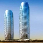 Al Behar Towers by Aedas Architects