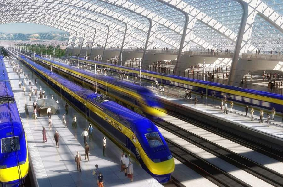 America's first High-Speed Train approved (11)