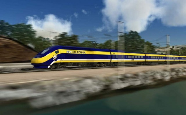 America's first High-Speed Train approved (10)