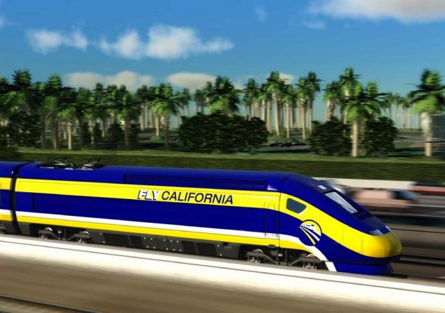 America's first High-Speed Train approved (9)