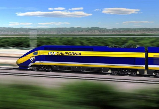 America's first High-Speed Train approved (8)