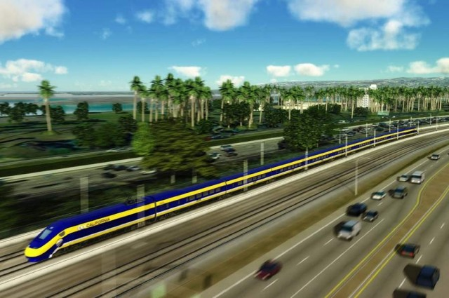 America's first High-Speed Train approved (7)