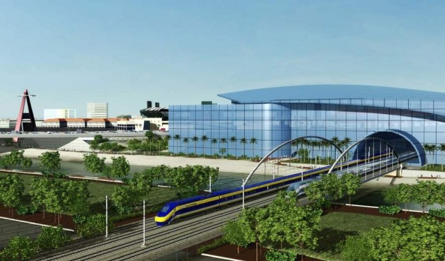 America's first High-Speed Train approved (5)