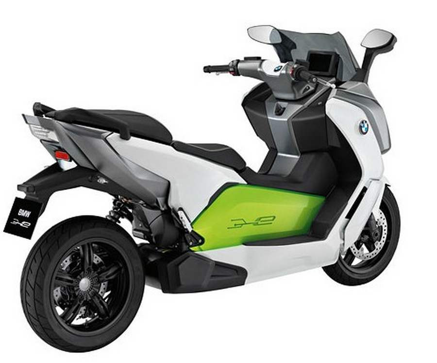 wordlesstech bmw c evolution electric scooter. Black Bedroom Furniture Sets. Home Design Ideas