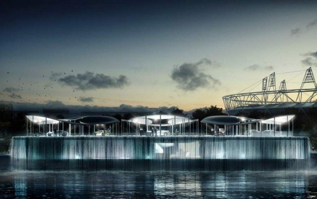 BMWs Olympic Pavilion by Seriefor