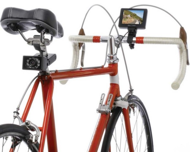 Bicycle Rearview Camera