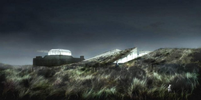 Blaavand Bunker Museum by BIG architects (8)