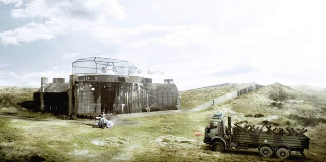 Blaavand Bunker Museum by BIG architects (6)