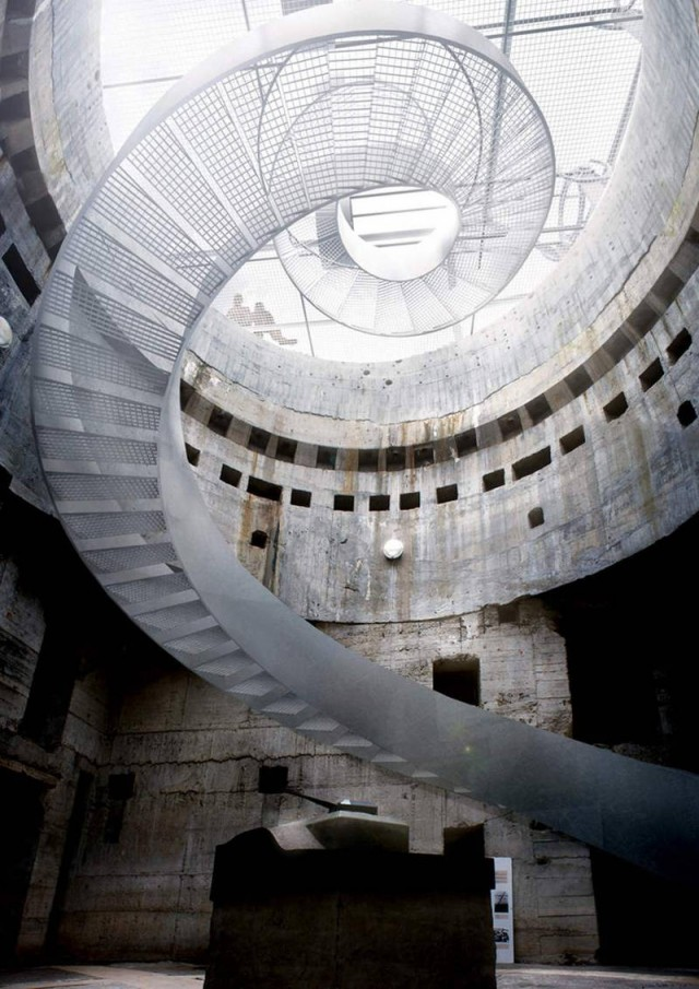 Blaavand Bunker Museum by BIG architects