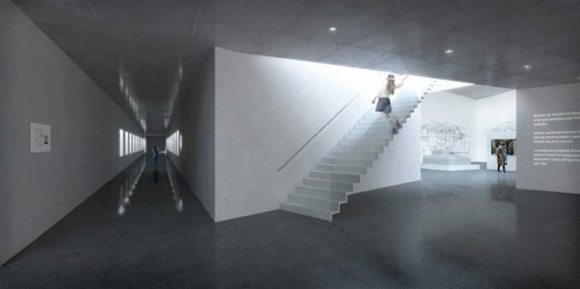 Blaavand Bunker Museum by BIG architects (2)