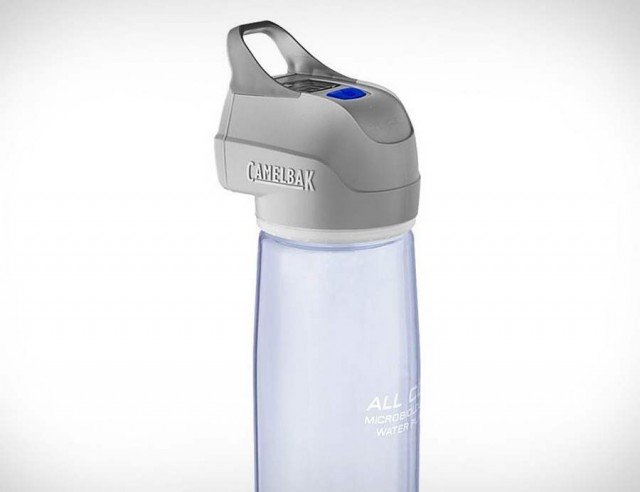 Camelbak All Clear UV Purifying water bottle