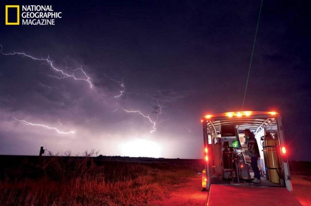 A wave of thunderstorms to form along Colorado's Front Range