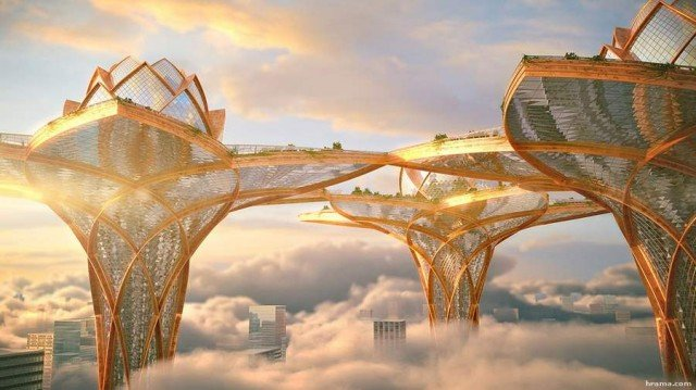 City in the Sky by Tsvetan Toshkov (5)