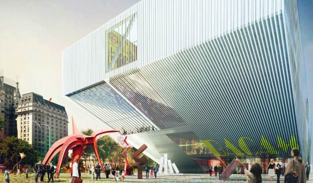 Contemporary Museum of Art for Buenos Aires (5)