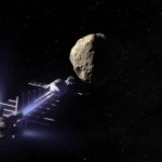 Earth-threatening asteroids exterminator