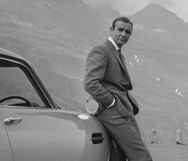 Fifty Years of Bond Style