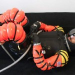 High-Tech Astronaut suit for Space Tourism