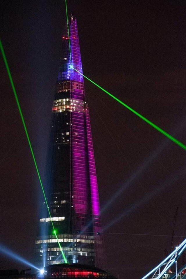 Inauguration of the Shard (3)