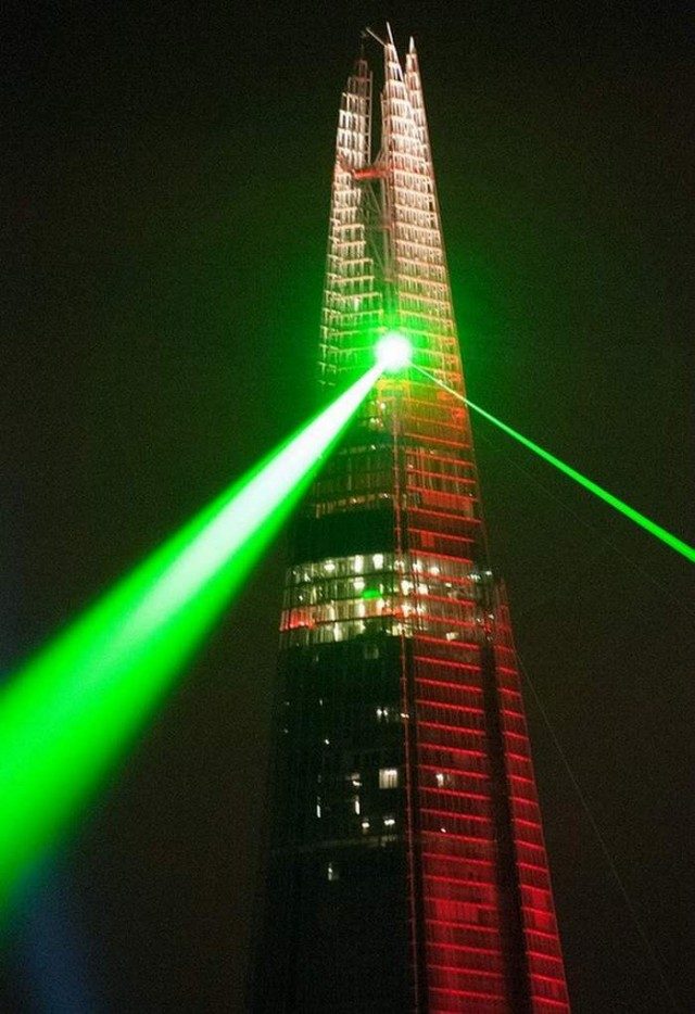 Inauguration of the Shard (1)