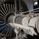 Lego Rolls-Royce Engine (videos)