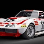 Most winning Corvette racecar heads to auction