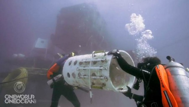 NASA Trains Underwater at Aquarius (4)