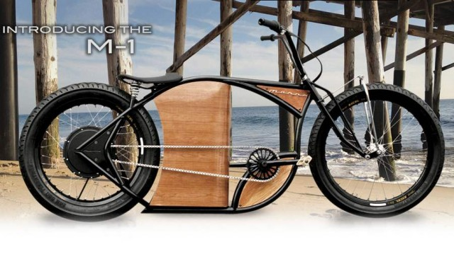 Old style Marrs e-cycle