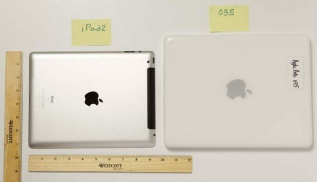 Original iPad prototype photos