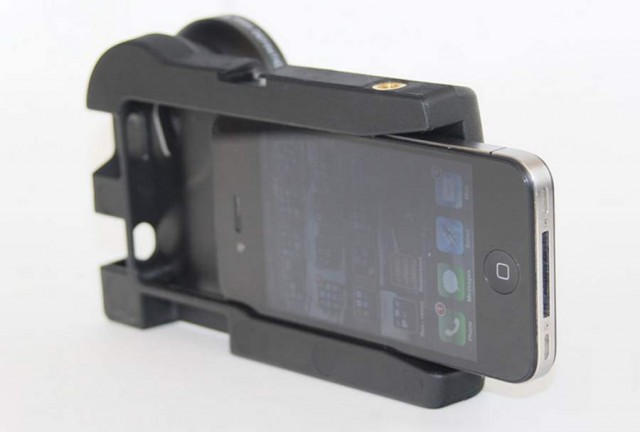 Phocus DSLR photography adapter for iPhone (4)